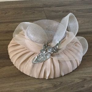 Vintage Derby Style Hat